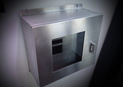 Stainless box